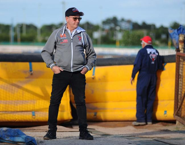 Swindon Robins boss Alun Rossiter is preparing for the visit of King's Lynn Stars to the Abbey Stadium in the SGB Premiership this evening