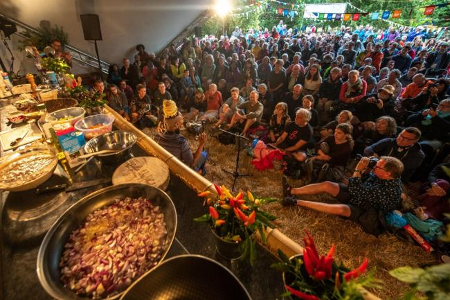 Taste the World at WOMAD