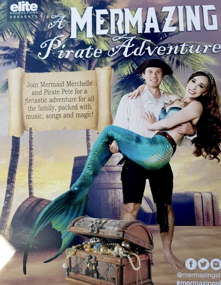 A Mermazing Pirate Adventure