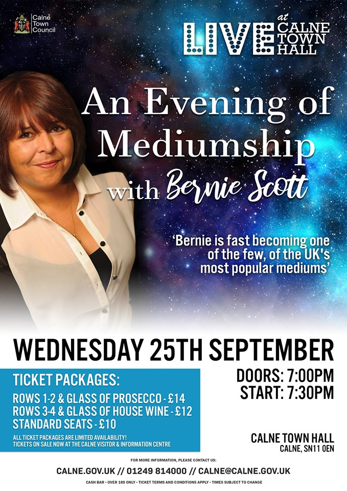 An Evening of Mediumship