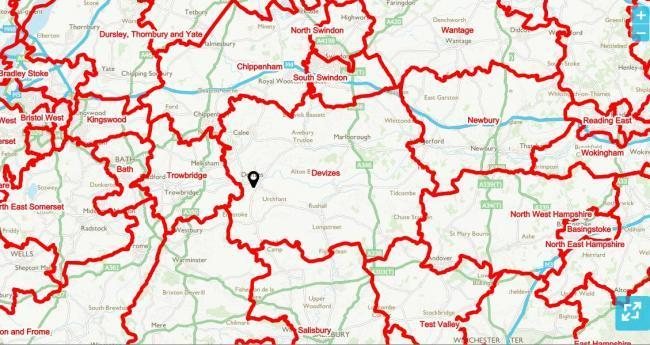 a review of Wiltshire boundaries is being undertaken to ensure that the next elections are fair and representative
