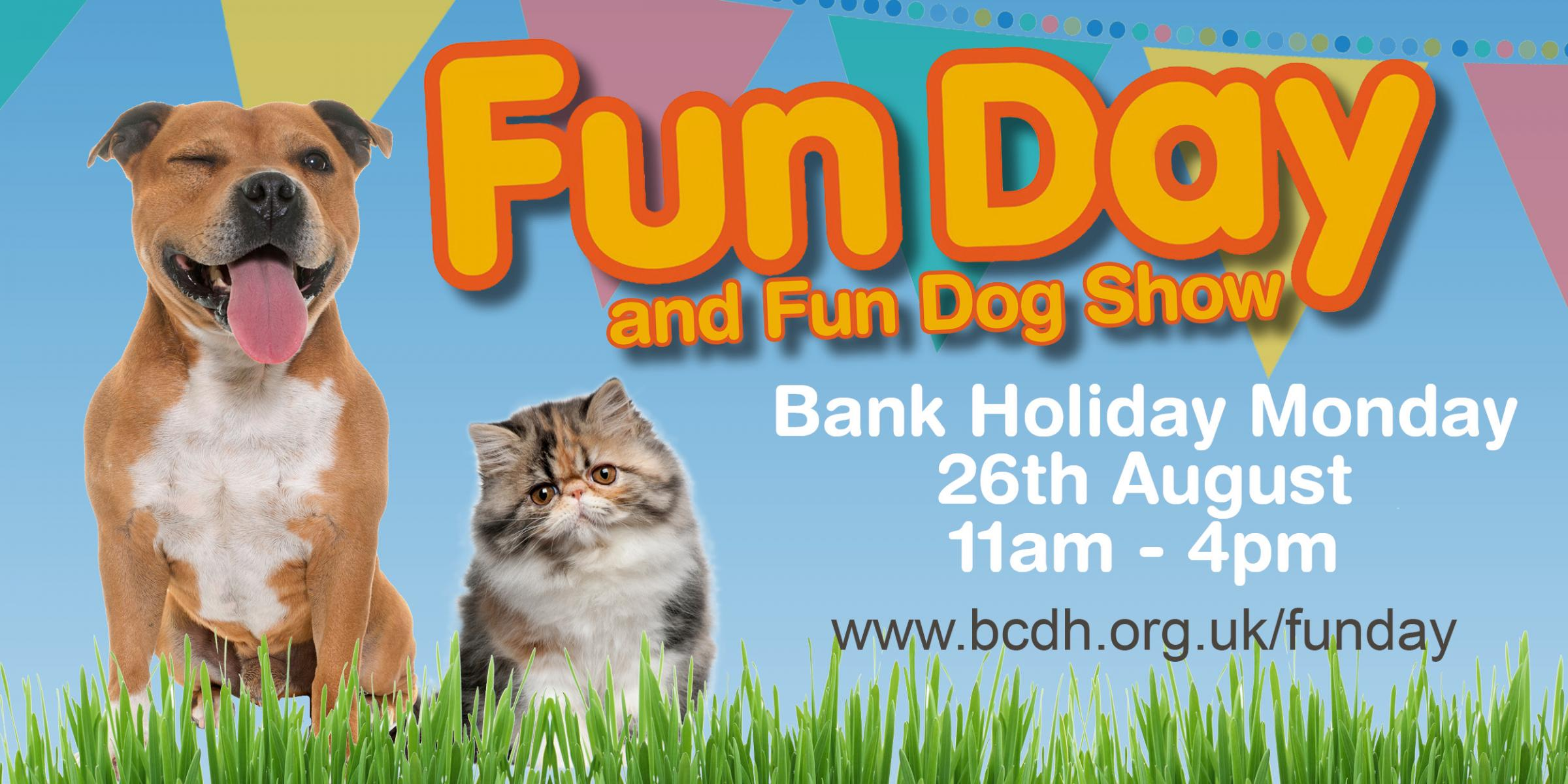 Bath Cats and Dogs Home Fun Day