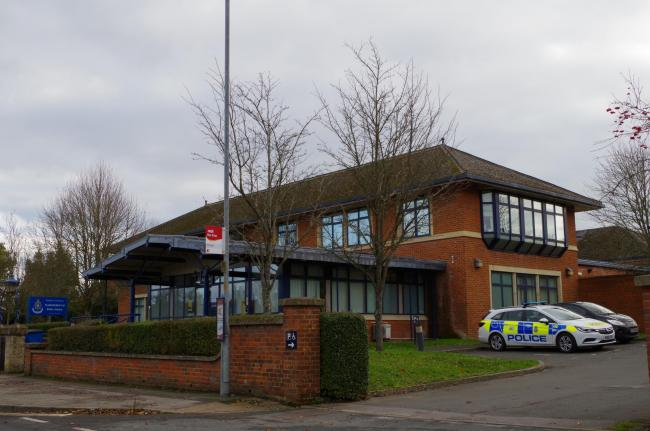 The current police station will close this year