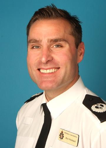 Keir Pritchard, Wiltshire's chief constable