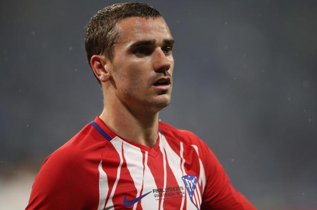 France forward Antoine Griezmann has signed a five-year contract with Barcelona