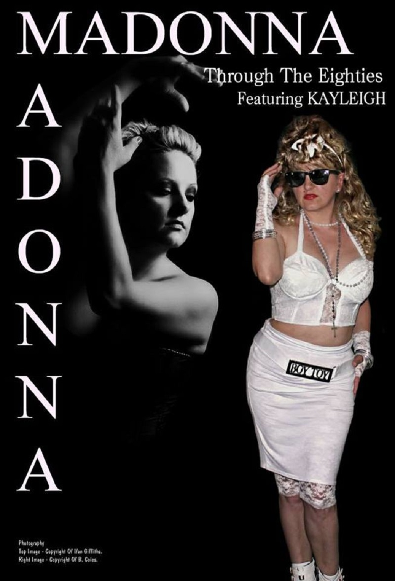 Madonna Tribute +80s Hits