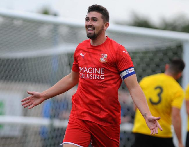 Taylor Curran could make his first Football League start on New Year's Day 