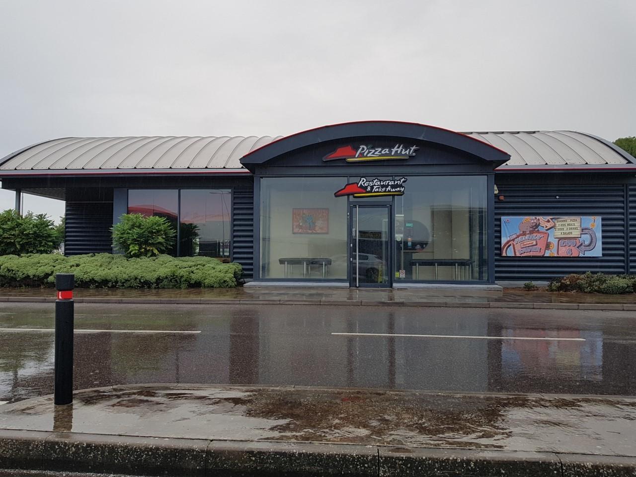 Pizza Hut Closure In Chippenham Hits Gazette Readers Hard