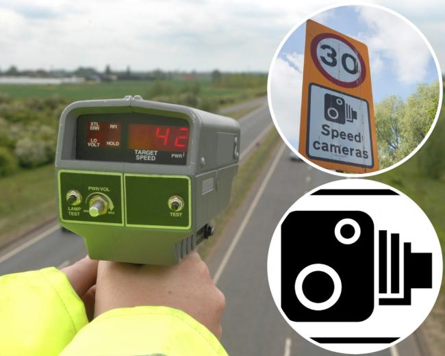 REVEALED: The number of drivers caught speeding in Wiltshire (it's gone down A LOT)