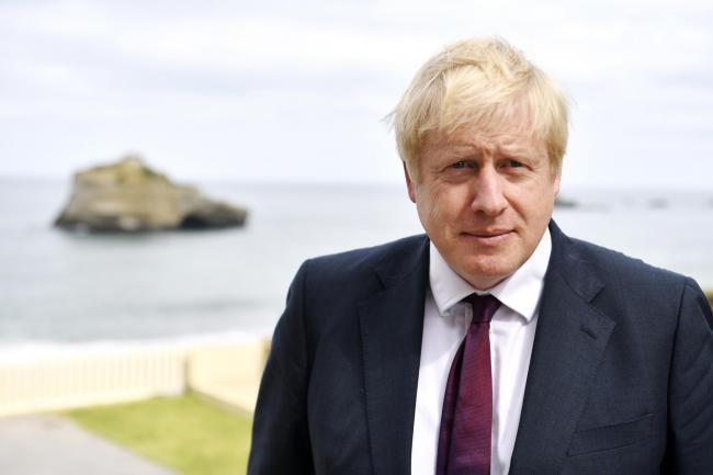 PM Boris Johnson