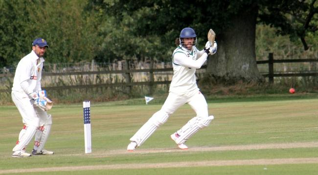 Wiltshire v Shropshire; Ed Young; PICTURE: ROY HONEYBONE
