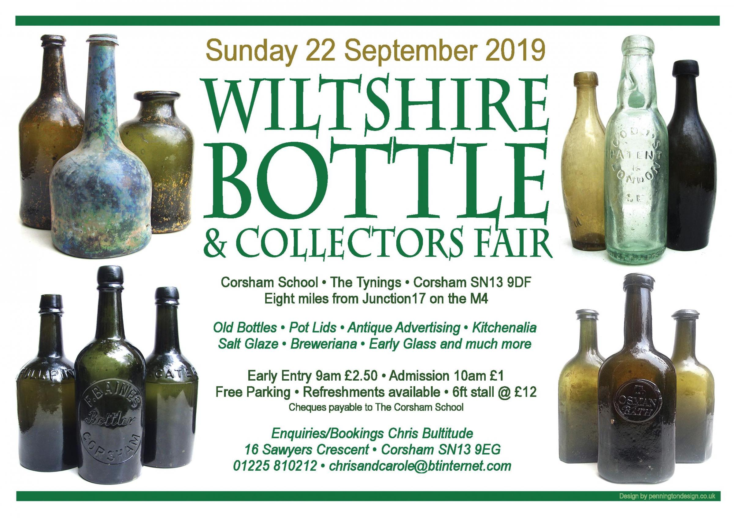 Wiltshire Bottle & Collectors Fair