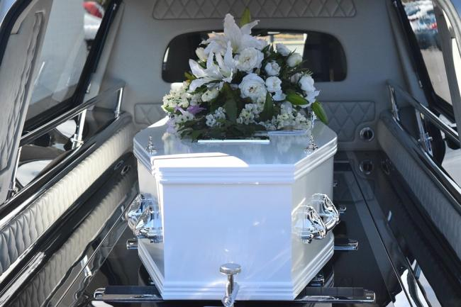 Not all parents are able to hold a funeral for their child