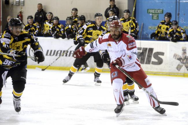 Jan Kostal has re-signed for Swindon Wildcats for the 2019-20 campaign