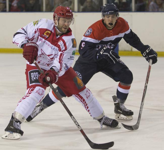 ICE HOCKEY: Top points scorer Birbraer comes out of retirement to ice for Wildcats