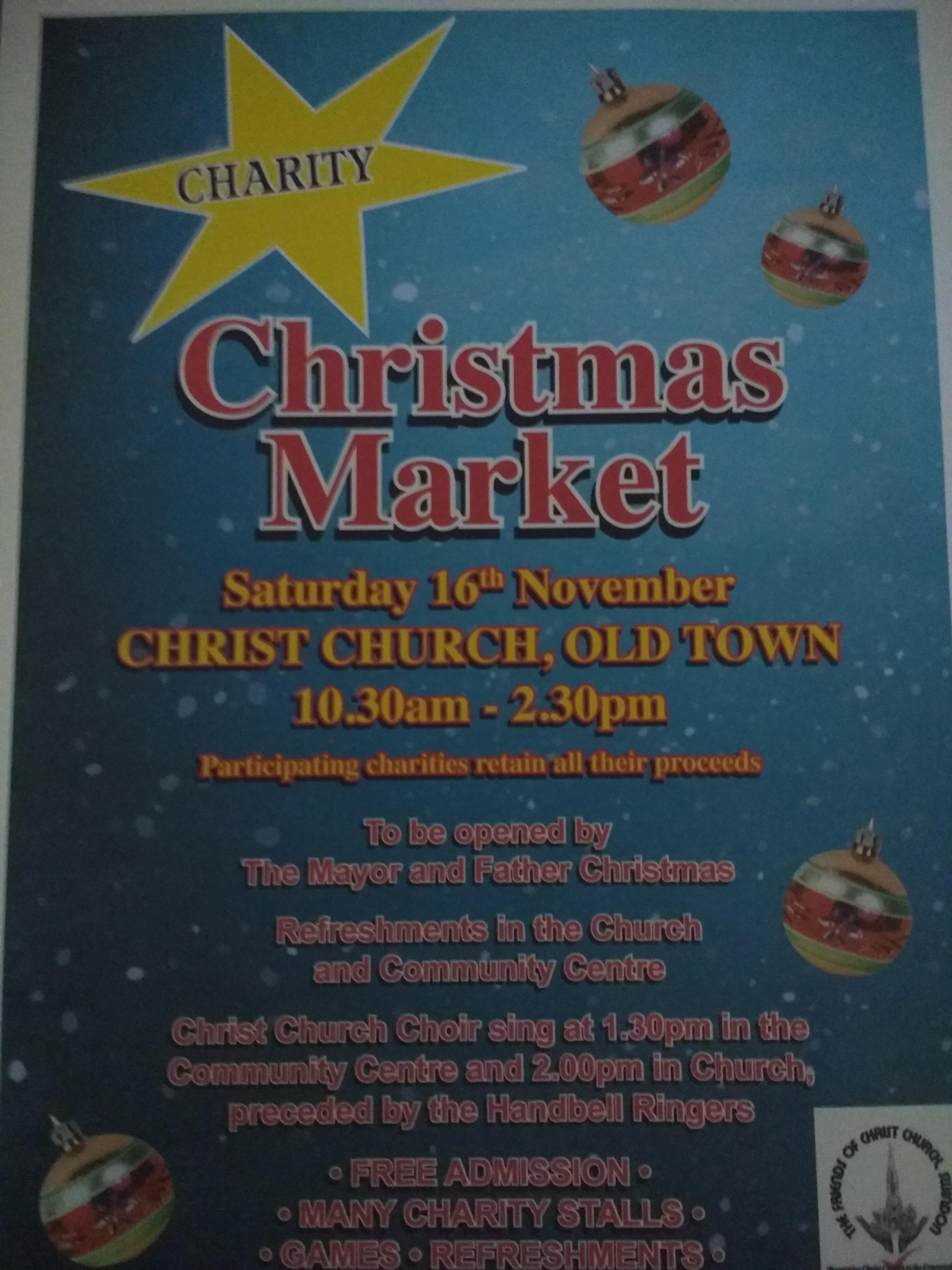 Christmas Charity Market