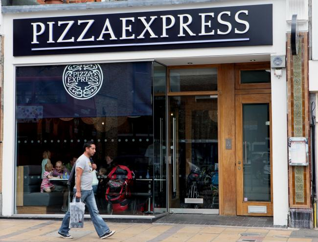 Pizza Express Hires Advisors Ahead Of Crunch Talks Over