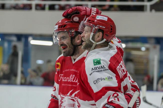 Swindon Wildcats ended the shortened season second in NIHL's National League