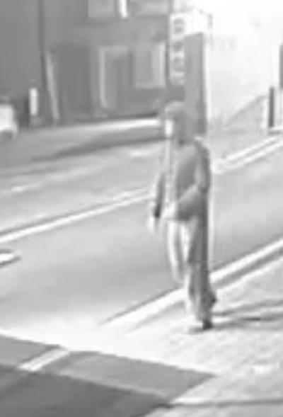 The Shires assault suspect - do you know this man?