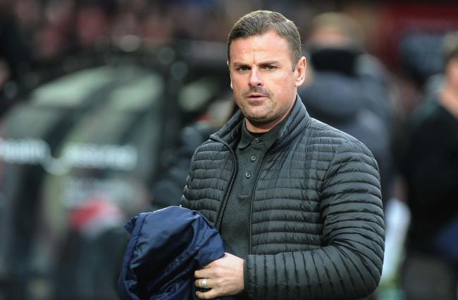 Swindon Town manager Richie Wellens says his players will need no extra motivation before their derby clash against Oxford on Saturday 	Photo: Dave Evans