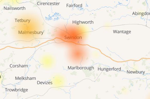 Sky customers across Wiltshire hit by service 'outage'