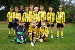 MID-WILTS YOUTH ROUNDUP: Baker treble lifts Town