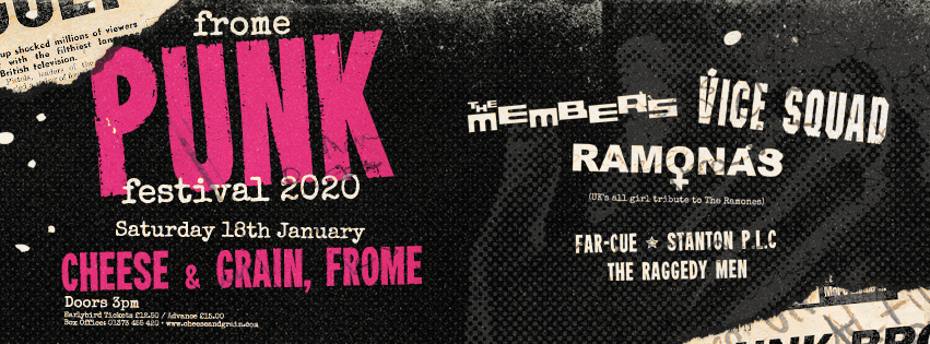 Frome Punk Festival