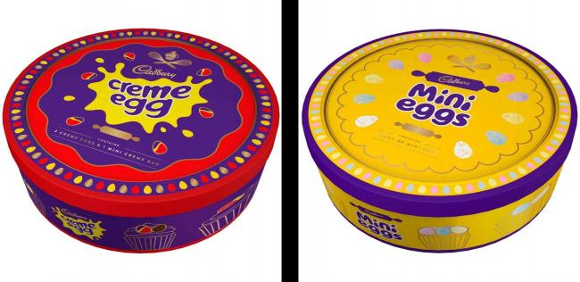 New Cadbury Products