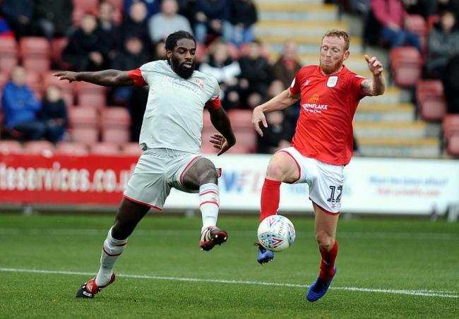 OPPOSITION INSIGHT: Kirk is the one to keep an eye on when Crewe visit