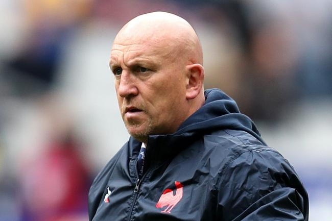 Shaun Edwards is now part of the France coaching staff