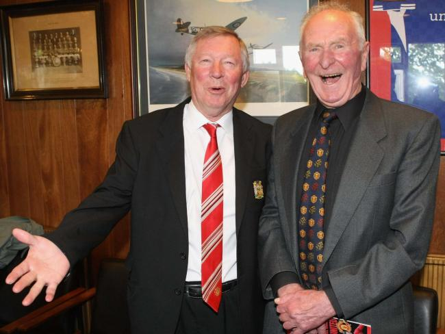 Former Adver sports editor remembers the late Harry Gregg