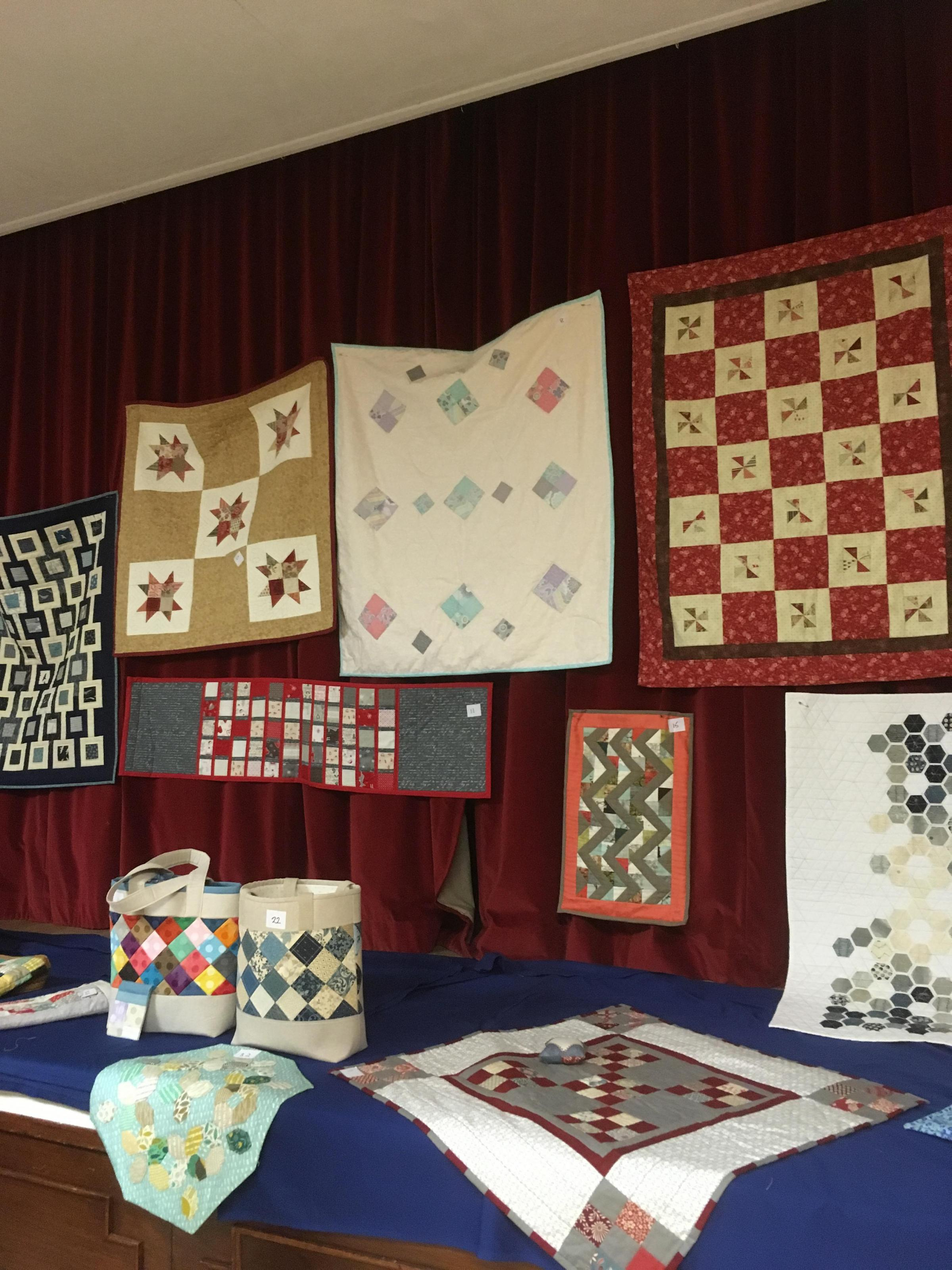 Broughton Gifford Piecemakers Quilt Exhibition