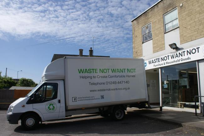 Award-winning charity, Waste Not Want Not are planning life after lockdown