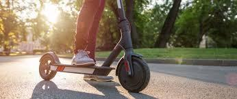 Police clampdown on e-scooters