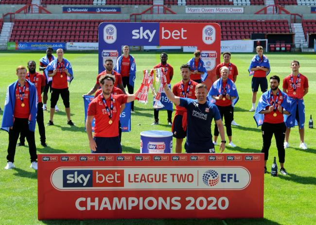 THANK YOU: Messages to the fans from Swindon Town players