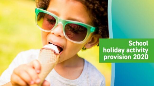 Summer holiday activities are go! Latest information for 5-12 year olds is now available