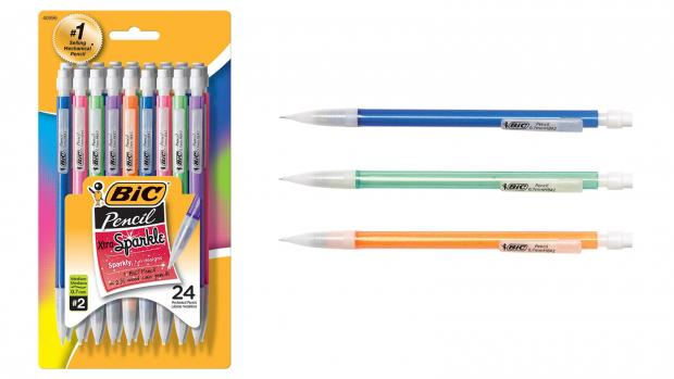 The Wiltshire Gazette and Herald: A fun pencil means a good test, right? Credit: BIC