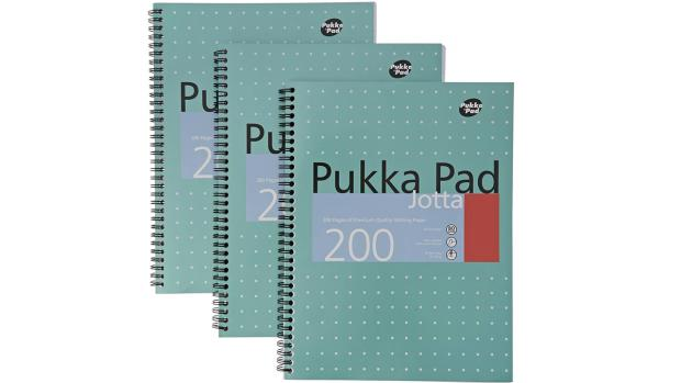 The Wiltshire Gazette and Herald: A notebook for every subject Credit: Pukka Pad