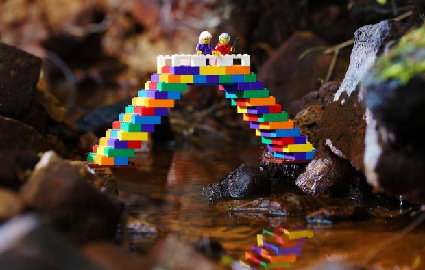 The Wiltshire Gazette and Herald: Picture: Lego Facebook Page