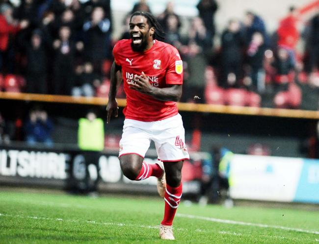 Swindon Town midfielder Grant signs new contract