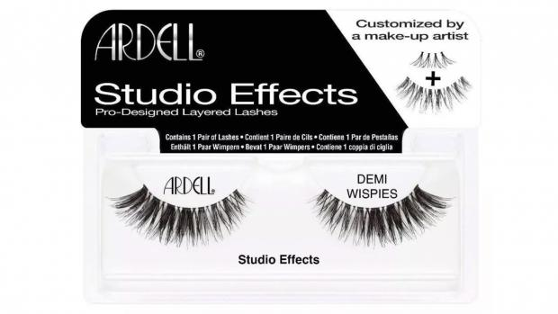 The Wiltshire Gazette and Herald: When you want to feel extra glam, try a pair of the Ardell Eyelash Demi Wispies Studio Effects. Credit: Ardell