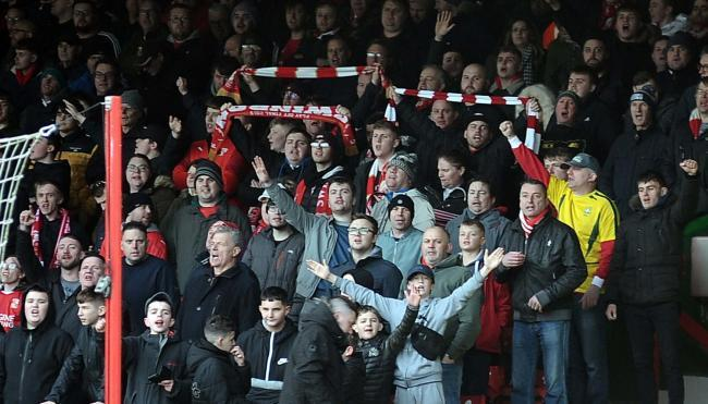 Town fans may be allowed back against Fleetwood if government plans go ahead