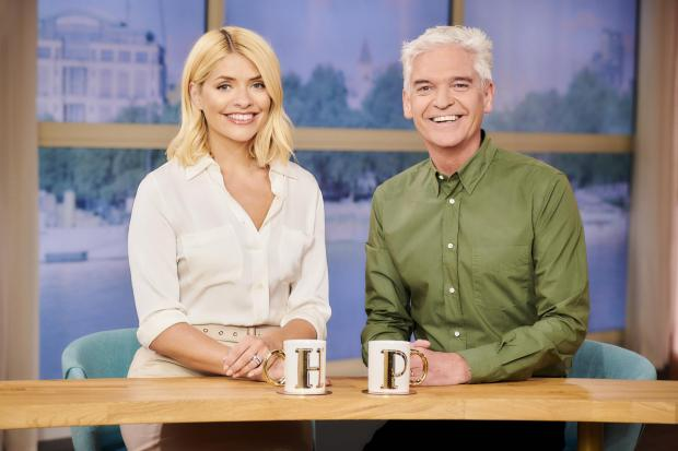 The Wiltshire Gazette and Herald: Daytime show This Morning. Picture: ITV