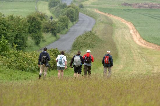 The Wiltshire Gazette and Herald: Organisers would like to provide breakfast for this year's White Horse Challenge walkers