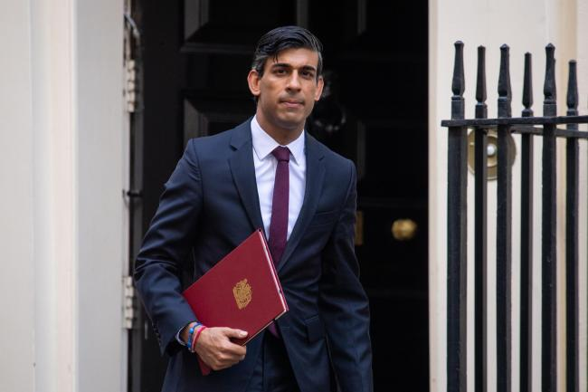 Chancellor Rishi Sunak unveils 'job support scheme' to replace furlough after October 31. Picture: PA Wire