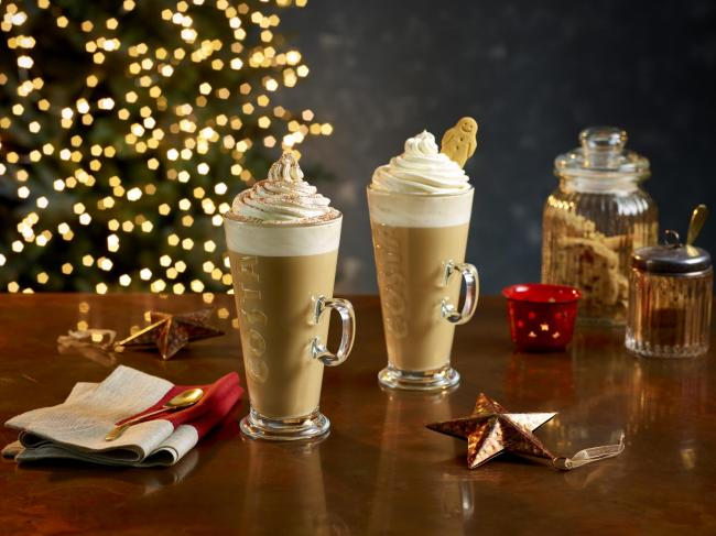 Costa Coffee reveals its new and returning 'limited edition' seasonal drinks. Picture: Costa Coffee