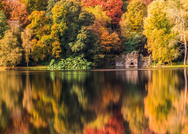 Stourhead. Picture: Dave Buckland