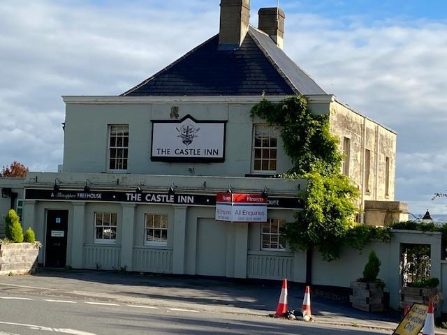 The Castle Inn in Bradford on Avon is up for sale