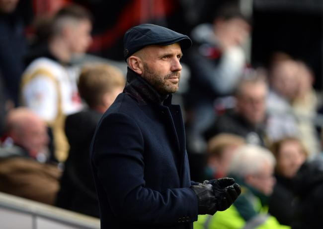 MK Dons Manager Paul Tisdale Picture Pagepix.