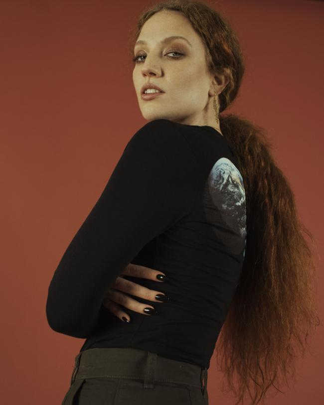 Jess Glynne Photo: Nadine Ijewere